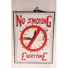 ЧАСОВНИК NO SMOKING 30/40