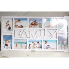 РАМКА КОЛАЖ 10 СН.FAMILI 1040295